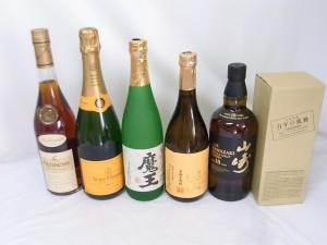 札幌市西区のお客様から山崎18年他5本お買取りしました。