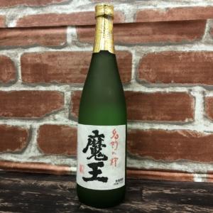 札幌市白石区菊水のお客様から芋焼酎魔王720mlをお買取りしました。
